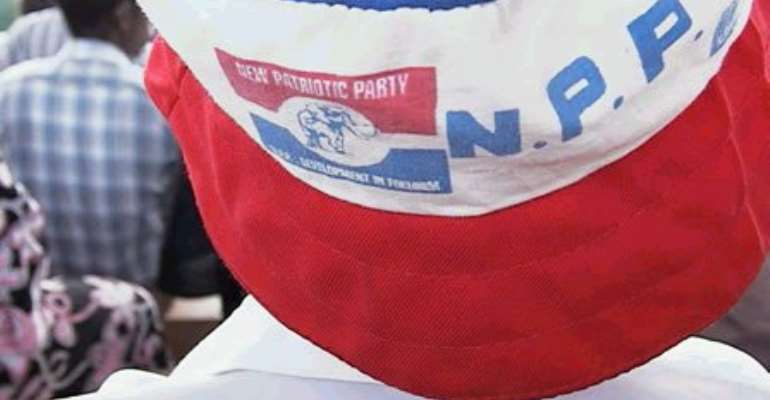 Nhyiaeso constituency of NPP supports Dr Anane